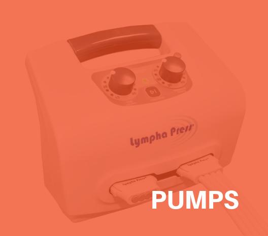 lymphedema-pumps